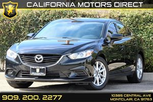 2015 Mazda Mazda6 i Sport Carfax Report 5 Person Seating Capacity Air Conditioning  AC Audio