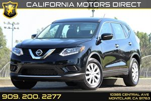 2015 Nissan Rogue S Carfax Report - No AccidentsDamage Reported 5 Person Seating Capacity Air C
