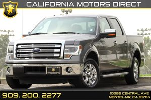 2014 Ford F-150 Lariat Carfax Report - No AccidentsDamage Reported 6 Person Seating Capacity Ai