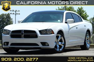 2013 Dodge Charger SXT Carfax Report Acoustic Front Door Glass Air Conditioning  AC Audio  A