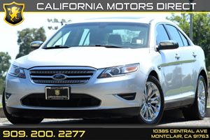 2010 Ford Taurus Limited Carfax Report Audio  AmFm Stereo Audio  Auxiliary Audio Input Audio