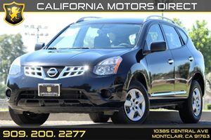 2015 Nissan Rogue Select S Carfax 1-Owner Aero-Composite Halogen Headlamps Air Conditioning  A