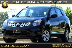 2015 Nissan Rogue S Carfax 1-Owner Aero-Composite Halogen Headlamps Air Conditioning  AC Audi