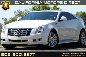 2013 Cadillac CTS Coupe Performance Carfax Report Air Conditioning  AC Audio  AmFm Stereo A