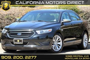 2014 Ford Taurus Limited Carfax Report Air Conditioning  AC Audio  AmFm Stereo Audio  Auxi