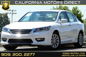 2014 Honda Accord Sedan EX-L Carfax 1-Owner Air Conditioning  AC Audio  AmFm Stereo Body-Co