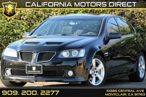 2008 Pontiac G8 GT Carfax Report - No AccidentsDamage Reported Air Conditioning  AC Audio  A