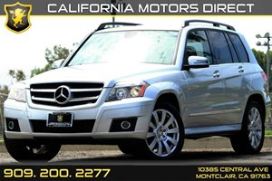 2012 MERCEDES GLK350  Carfax Report - No AccidentsDamage Reported 8-Way Pwr Front Bucket Seats W