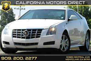 2012 Cadillac CTS Coupe  Carfax Report Audio  AmFm Stereo Audio  Auxiliary Audio Input Audio