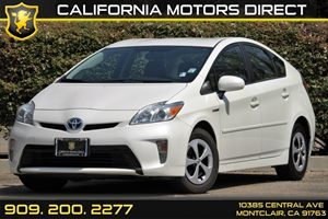 2013 Toyota Prius One Carfax Report - No AccidentsDamage Reported Air Conditioning  AC Audio