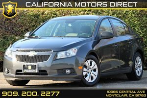 2013 Chevrolet Cruze LS Carfax Report - No AccidentsDamage Reported Audio  AmFm Stereo Audio