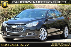 2015 Chevrolet Malibu LT Carfax Report - No AccidentsDamage Reported Air Conditioning  AC Aud