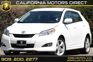 2010 Toyota Matrix S Carfax 1-Owner - No AccidentsDamage Reported Air Conditioning  AC Audio