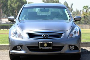 2013 Infiniti G37 Sedan Journey Carfax 1-Owner Audio  AmFm Stereo Audio  Auxiliary Audio Inpu