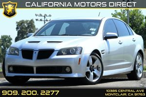 2009 Pontiac G8 GT Carfax Report Audio  AmFm Stereo Audio  Auxiliary Audio Input Audio  Cd