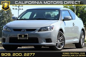 2013 Scion tC  Carfax Report Air Conditioning  AC Audio  AmFm Stereo Audio  Auxiliary Audi