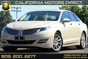 2015 Lincoln MKZ  Carfax Report - No AccidentsDamage Reported Audio  AmFm Stereo Audio  Cd P