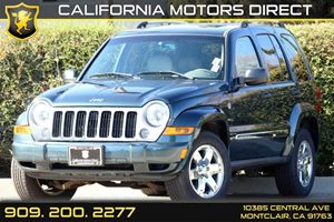 2006 Jeep Liberty Limited Carfax Report - No AccidentsDamage Reported Air Conditioning  AC De