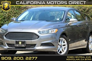 2013 Ford Fusion SE Carfax Report - No AccidentsDamage Reported Audio  Auxiliary Audio Input A