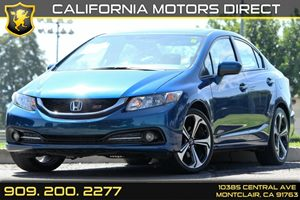 2014 Honda Civic Sedan Si Carfax Report - No AccidentsDamage Reported Audio  AmFm Stereo Audi