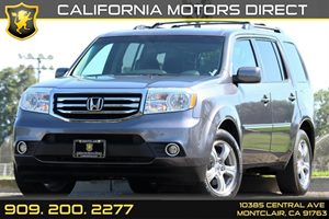 2014 Honda Pilot EX-L Carfax Report - No AccidentsDamage Reported Air Conditioning  AC Air Co