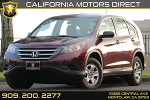 2013 Honda CR-V LX Carfax 1-Owner - No AccidentsDamage Reported Convenience  Automatic Headligh