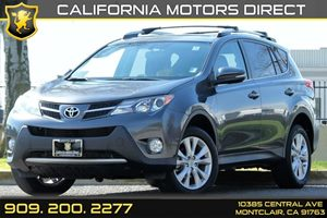 2013 Toyota RAV4 Limited Carfax 1-Owner Audio  Auxiliary Audio Input Audio  Cd Player Color-K