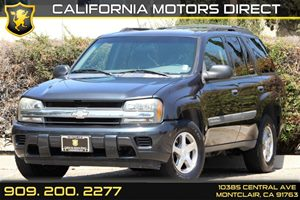 2004 Chevrolet TrailBlazer LS Carfax Report - No AccidentsDamage Reported Air Conditioning  AC