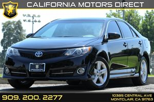 2014 Toyota Camry SE Carfax Report - No AccidentsDamage Reported Air Conditioning  AC Audio