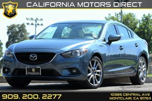 2014 Mazda Mazda6 i Grand Touring Carfax Report - No AccidentsDamage Reported Air Conditioning