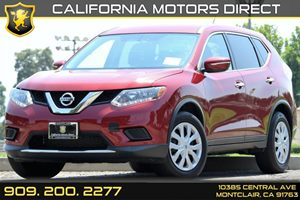 2015 Nissan Rogue SV Carfax 1-Owner - No Accidents  Damage Reported to CARFAX Air Conditioning
