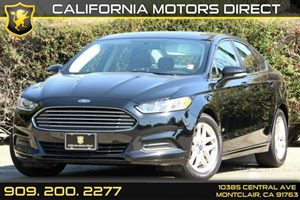 2016 Ford Fusion SE Carfax Report - No AccidentsDamage Reported Air Conditioning  AC Audio
