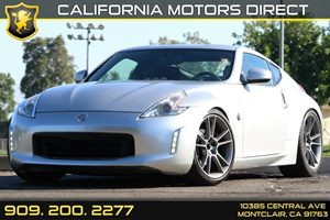 2013 Nissan 370Z  Carfax 1-Owner - No AccidentsDamage Reported Air Conditioning  AC Audio  A