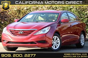 2013 Hyundai Sonata GLS Carfax 1-Owner - No AccidentsDamage Reported Air Conditioning  AC Aud