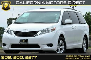 2014 Toyota Sienna LE AAS Carfax 1-Owner - No AccidentsDamage Reported Air Conditioning  AC A
