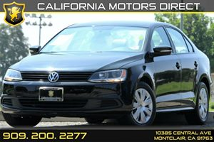 2014 Volkswagen Jetta Sedan SE Carfax 1-Owner 5 Person Seating Capacity Aero-Composite Halogen D