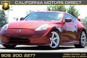2013 Nissan 370Z NISMO Carfax 1-Owner - No AccidentsDamage Reported 19 X 95 Front  19 X