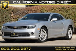 2014 Chevrolet Camaro LS Carfax Report - No AccidentsDamage Reported Convenience  Automatic Hea