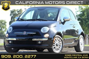 2013 FIAT 500 Lounge Carfax 1-Owner - No AccidentsDamage Reported Audio  AmFm Stereo Audio