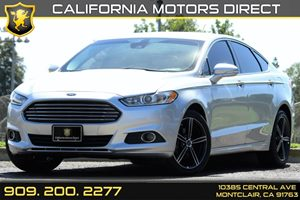 View 2014 Ford Fusion