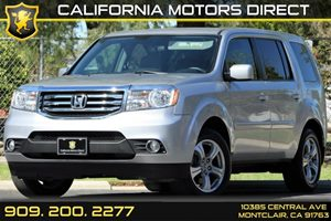2013 Honda Pilot EX Carfax 1-Owner - No AccidentsDamage Reported Air Conditioning  AC Audio