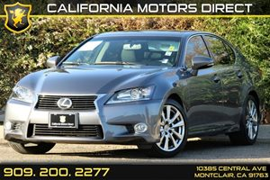 2014 Lexus GS 350  Carfax 1-Owner - No AccidentsDamage Reported Audio  Auxiliary Audio Input A