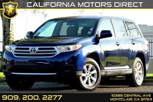 2012 Toyota Highlander SE Carfax Report Audio  AmFm Stereo Audio  Auxiliary Audio Input Audi