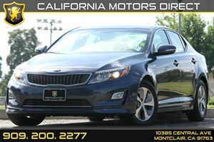 2014 Kia Optima Hybrid LX Carfax 1-Owner Audio  Cd Player Audio  Mp3 Player Audio  Satellite