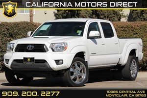 2013 Toyota Tacoma  Carfax 1-Owner - No AccidentsDamage Reported 6040 Split Rear Bench Seat WA