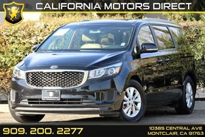 2015 Kia Sedona LX Carfax 1-Owner - No AccidentsDamage Reported Audio  Auxiliary Audio Input A