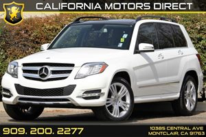 2014 MERCEDES GLK-Class  Carfax 1-Owner Audio  Auxiliary Audio Input Body-Colored Power Heated