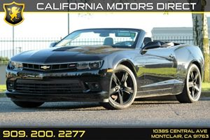 2014 Chevrolet Camaro SS Carfax Report Audio  Premium Sound System Convenience  Automatic Head