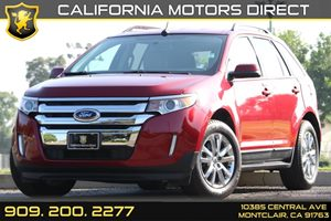 2014 Ford Edge SEL Carfax 1-Owner - No AccidentsDamage Reported Analog Display Audio  Auxiliar