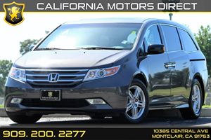 2013 Honda Odyssey Touring Carfax 1-Owner - No AccidentsDamage Reported Audio  Premium Sound Sy
